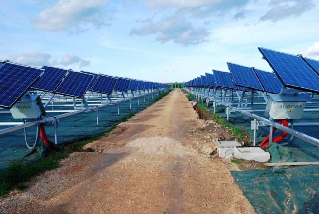 9 MW fotovoltaico Foggia - Calypso Engeenering s.r.l.