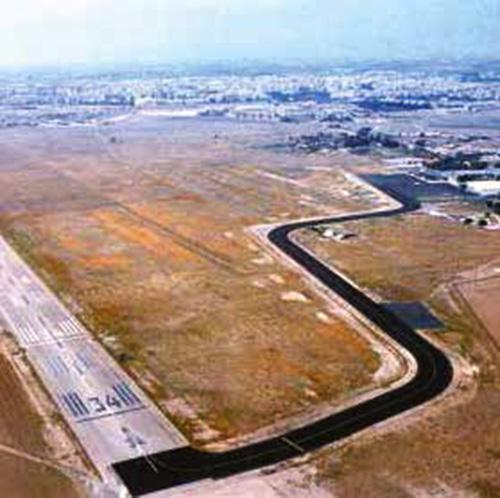 Adeguamento Raccordo Bravo impianto elettrico e di illuminazione Aeroporto di Foggia