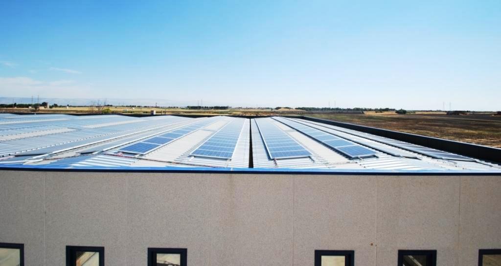 Impianto fotovoltaico 200 KW Euronics - CC. Bari S. Caterina