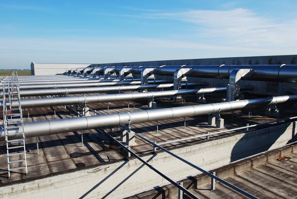Impianto elettrico e automazione per affinamento acque reflue Consorzio per la Bonifica della Capitanata
