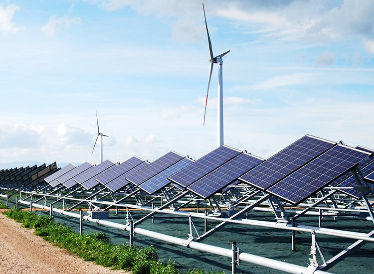 Sfruttamento energie alternative