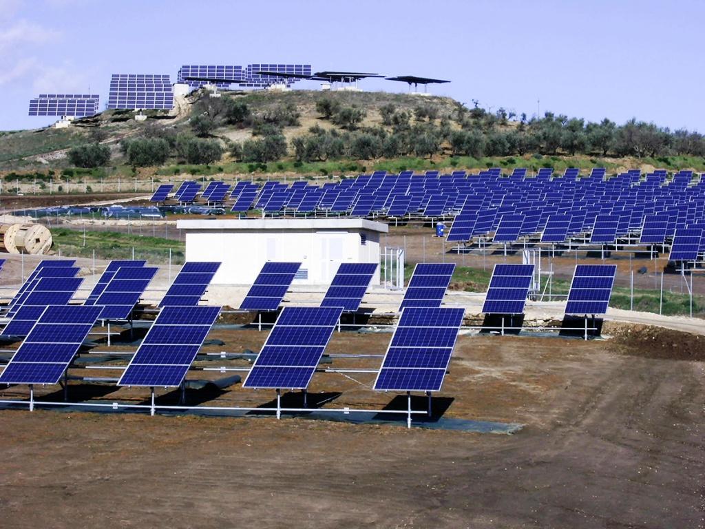 4 MW fotovoltaico Gravina di Puglia Calypso engeenering