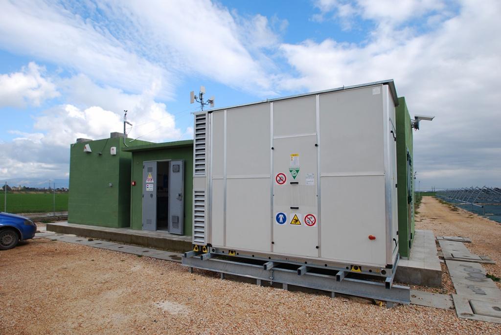 Adeguamento cabine elettriche CEI 0-16 Acquedotto Pugliese Spa