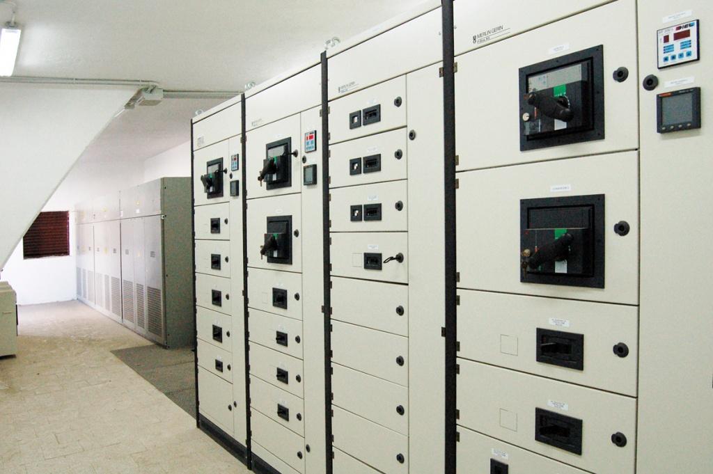 Cabina di consegna 4.2 MW Fiera di Foggia
