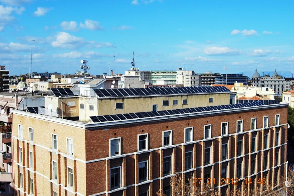 Impianto fotovoltaico 40 KW Consorzio di Bonifica - Foggia