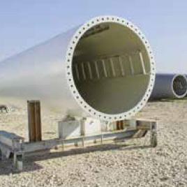 Rigenerazione turbine eoliche